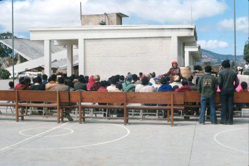 Guatemala: Church Service