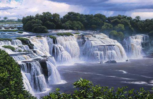 Nzongo Falls