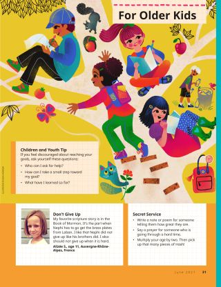 Friend Magazine, Global 2021/06 Jun