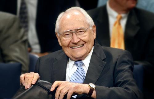 Remembering Elder L. Tom Perry