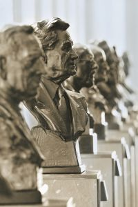 Busts of the prophets