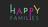 Happy Families Title Slate