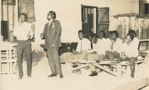 Ghana: Early Converts