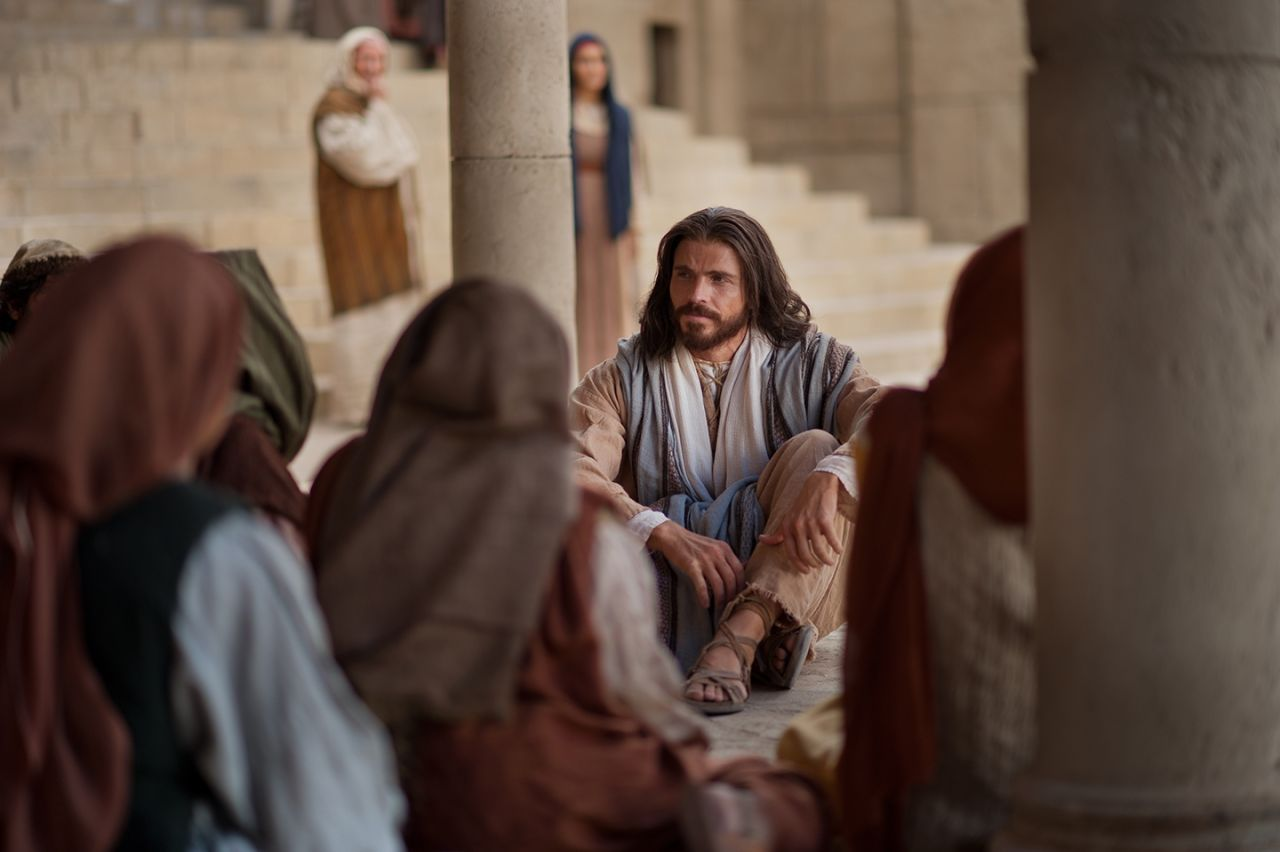 Holy Week – Scripture fulfilled