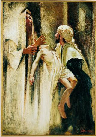 Lesson 39: Mark 9:1–29