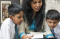Scriptures and Technology, Mumbai India, Tablet, BoM, Book of Mormon Reader, primary children, families, mother, sons,