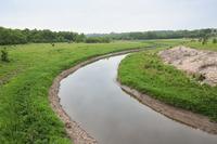 Big Blue River, Kaw Township, Jackson County, Missouri