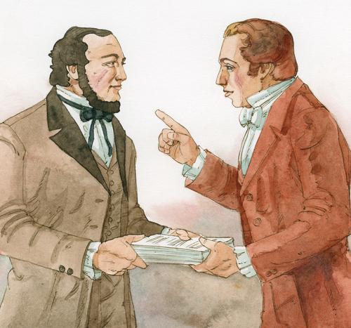 Joseph and Martin Harris