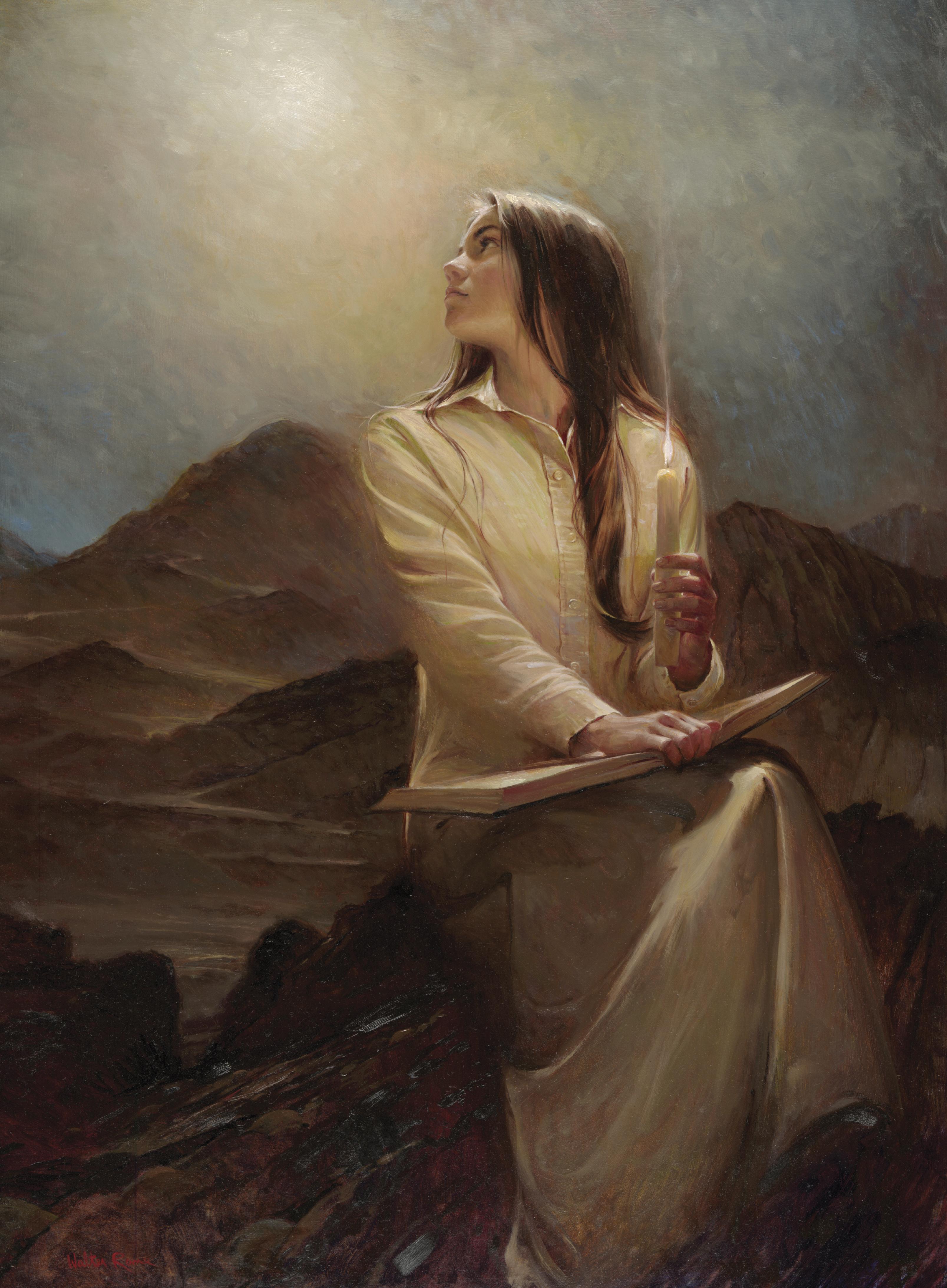 Add to Faith, Virtue, Walter Rane