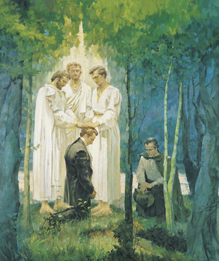 Melchizedek Priesthood Restoration (The Restoration of the Melchizedek Priesthood)