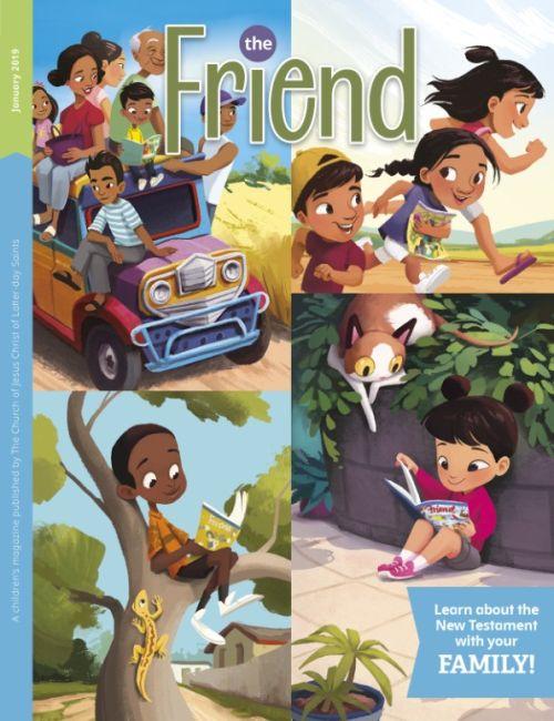Friend Magazine, 2019/01 Jan