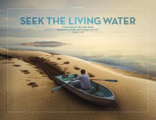 Seek the Living Water
