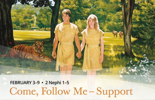 Come Follow Me - Feb 3-9