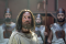 Abinadi in front of King Noah