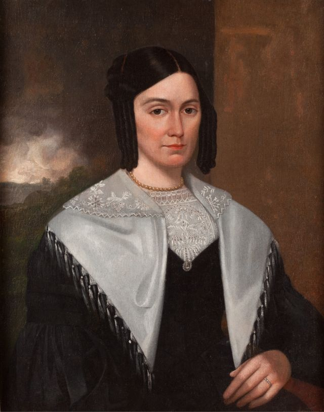 Portrait of Emma Hale Smith