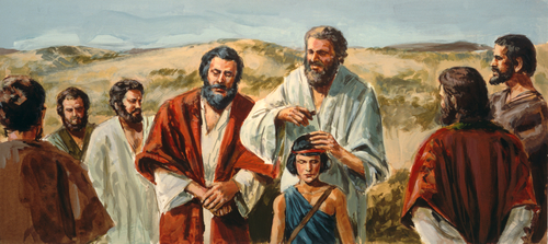 Image result for king david anointed