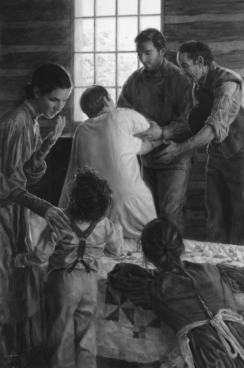 Healing of Elijah Fordham