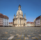 Germany. Dresden. Frauenkirche (Church)