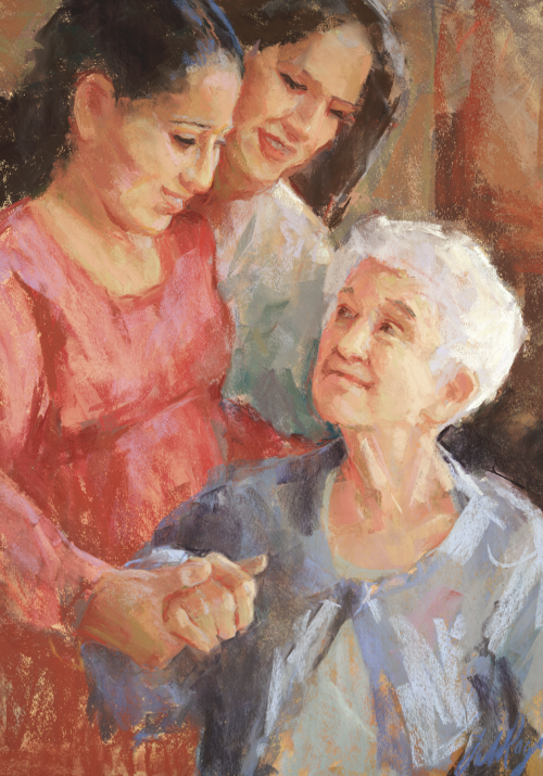 The Influence of Righteous Women