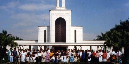 Brazil: Temple Trip