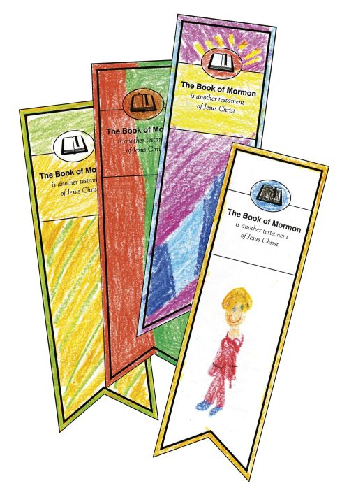 bookmarks created by children
