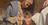 Mujer seca los pies de Jesús con sus cabellos