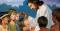 Christ blessing the Nephite children