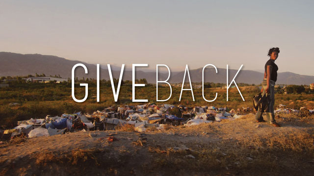 Give Back Series