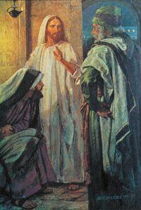 Nicodemus Taught by Christ