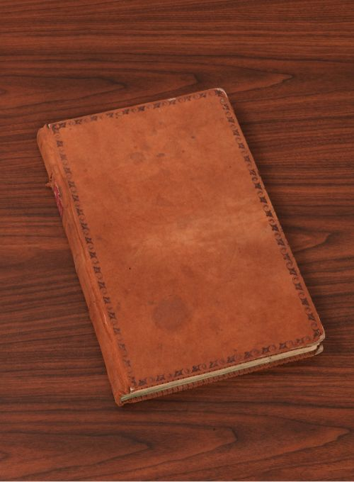 Relief Society Minute Book