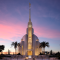 Rome Italy Temple: Exterior