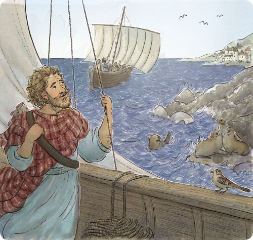 NT Stories- Paul's Missionary Journey