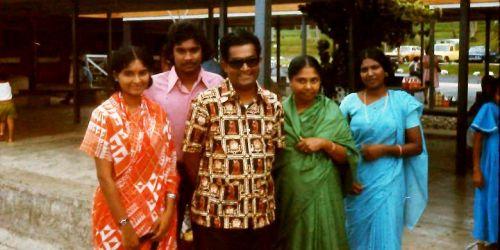 Dharmaraju Family