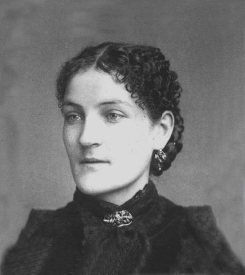 Photograph of Jane McKechnie Walton