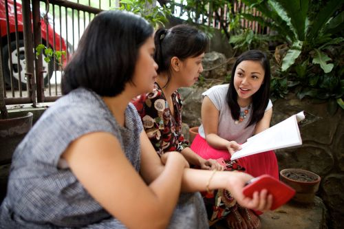 Philippines: Visiting Teaching