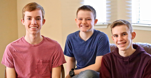 Progressing Together: The Clarkston Brothers
