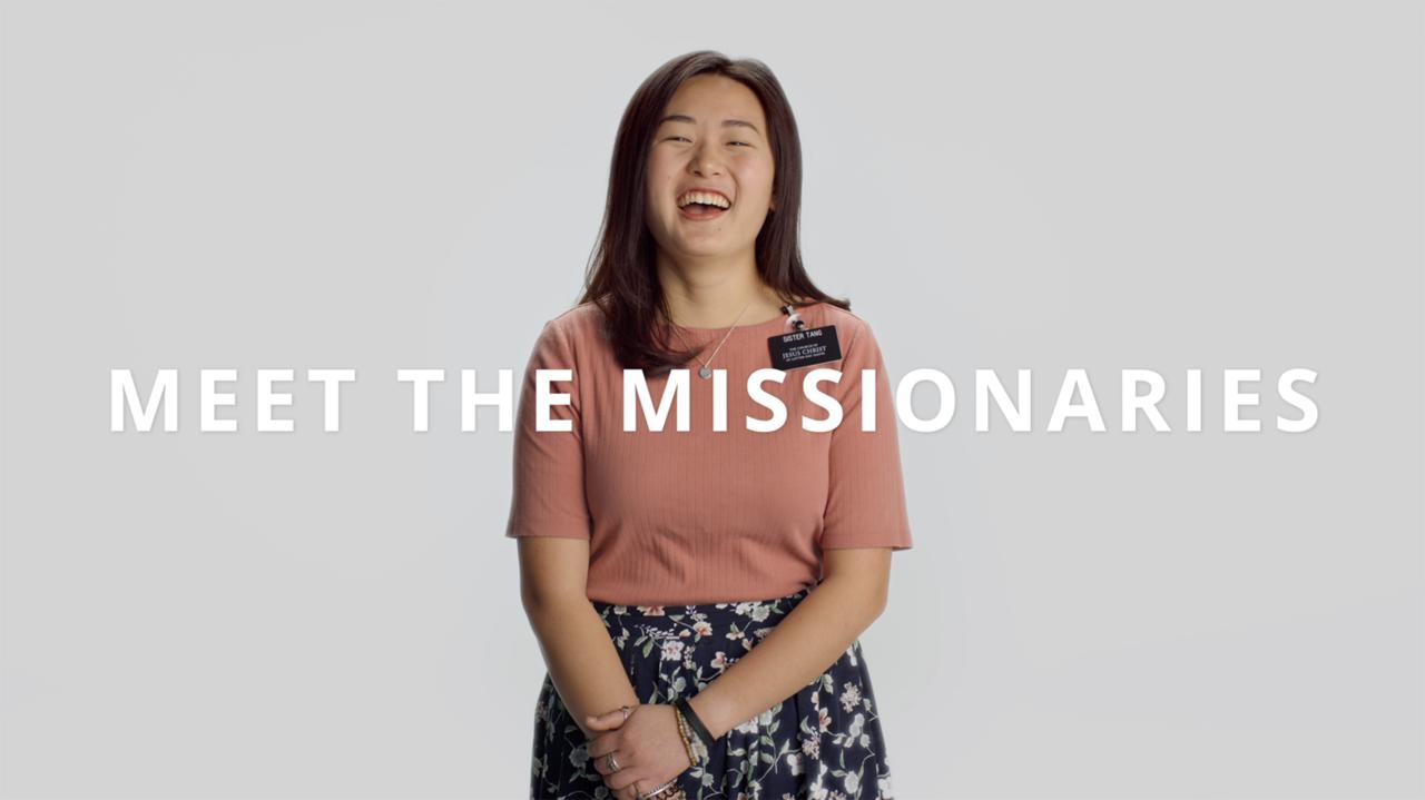 Meet Latter-day Saint missionaries