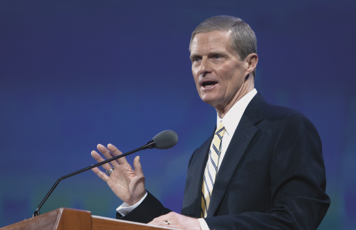 CES Devotional - Sweep The Earth as With a Flood  Bednar