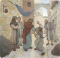 Saul Harassing Christian Man