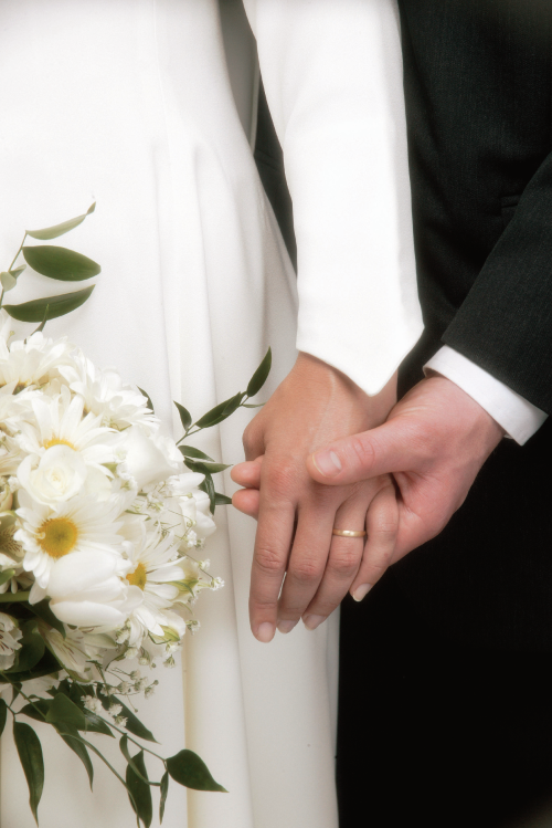 Courtship and marriage