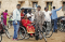 wheelchairs donated in India