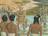 Nephites facing Lamanites