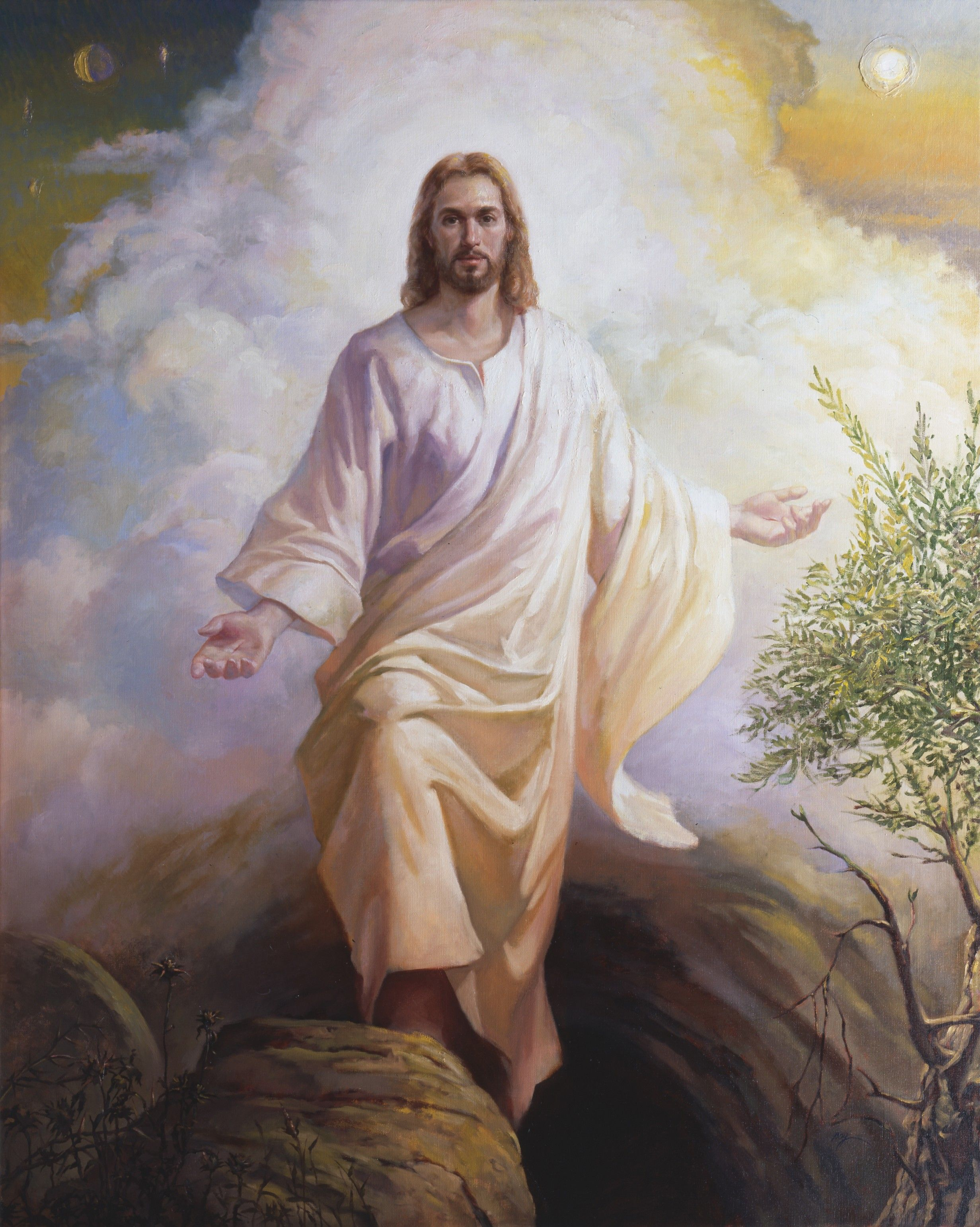 The Resurrected Christ, by Wilson J. Ong