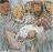 Simeon with baby Jesus