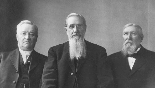 First Presidency. 1910