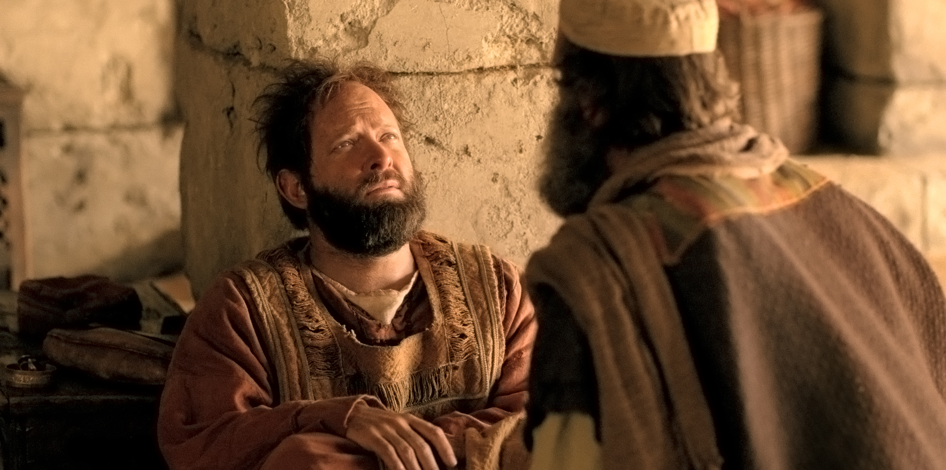 Christ commands Ananias to find Saul and give him sight so that he can preach of Christ.