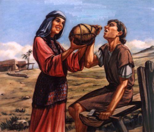 Rachel and Jacob
