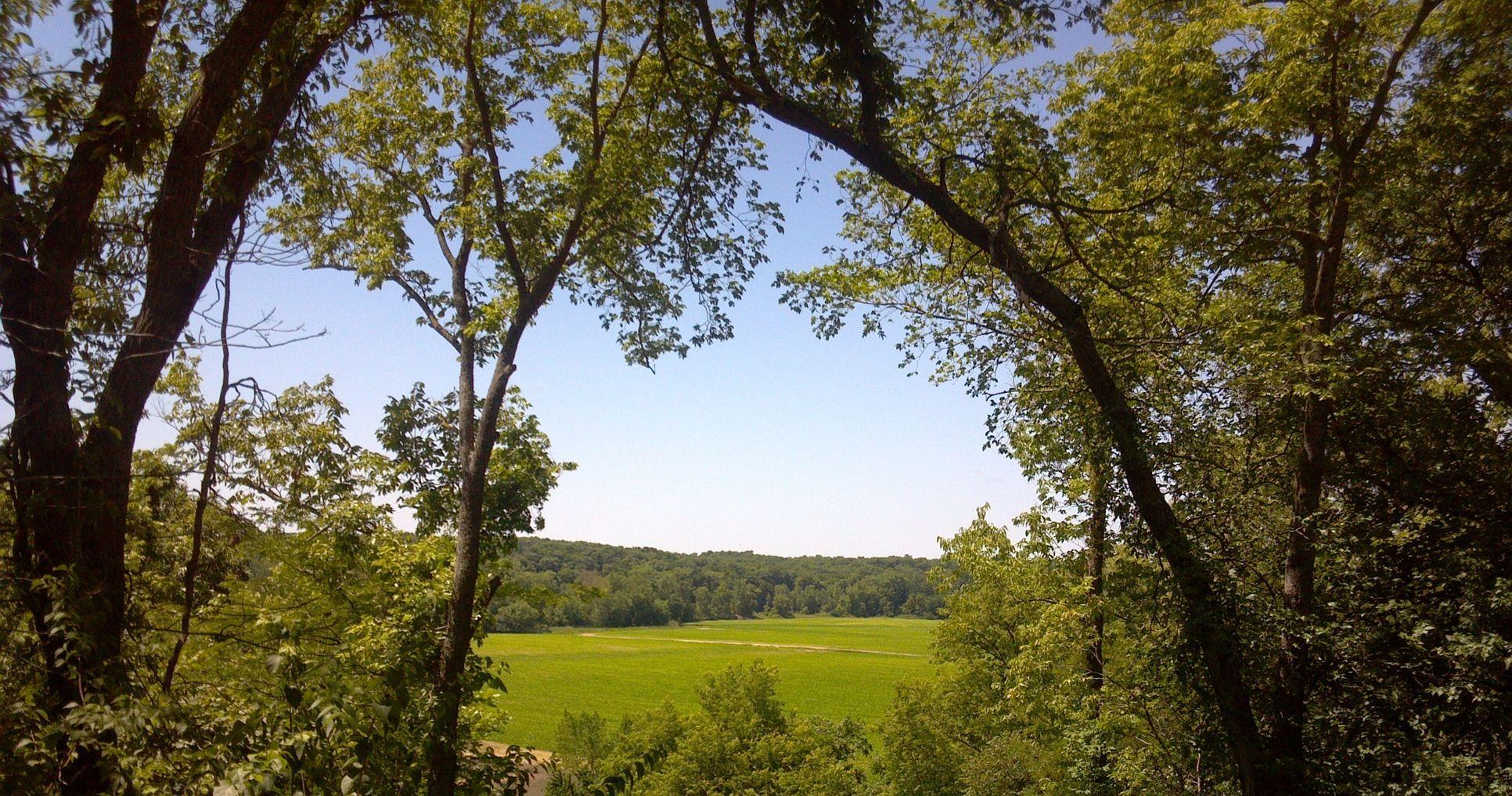 Landscape view of Adam-Ondi-Ahman.
