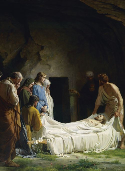 The Burial of Christ