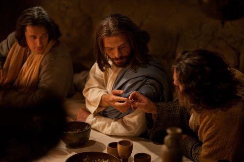 Jesus Christ. Last Supper